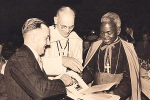 Archbishop Joseph Nakabaale Kiwanuka