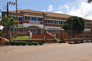 Kampala Archdiocese Administration Block