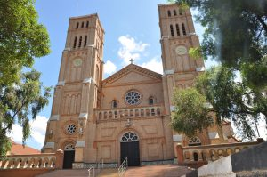 Rubaga Cathedral - Kampala Archdiocese