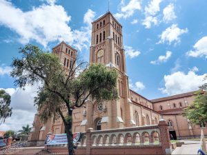 Lubaga Cathedral - Kampala Archdiocese