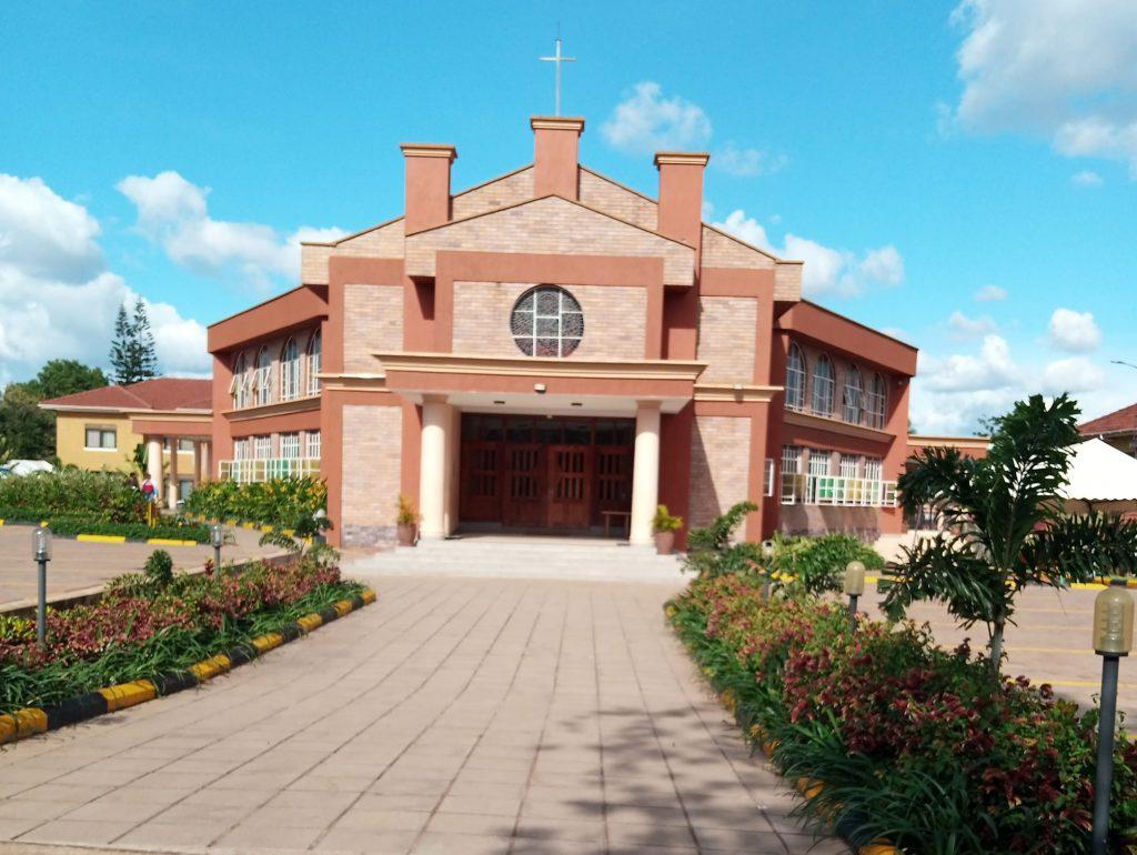 Ntinda Parish - Kampala Archdiocese