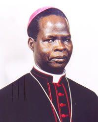 Bishop Matthias Ssekamaanya