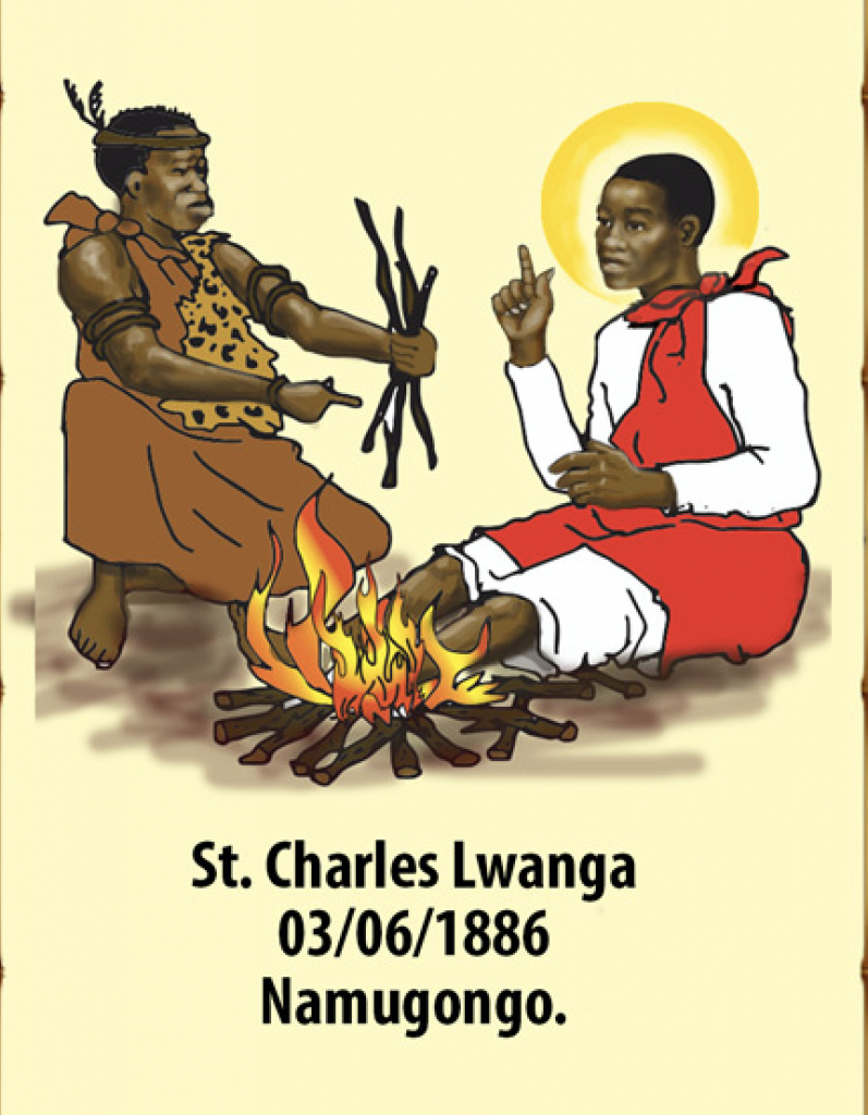 St Charles Lwanga