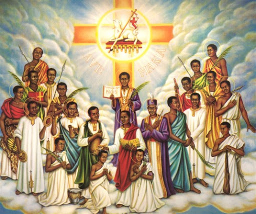 Who are the Uganda Martyrs?