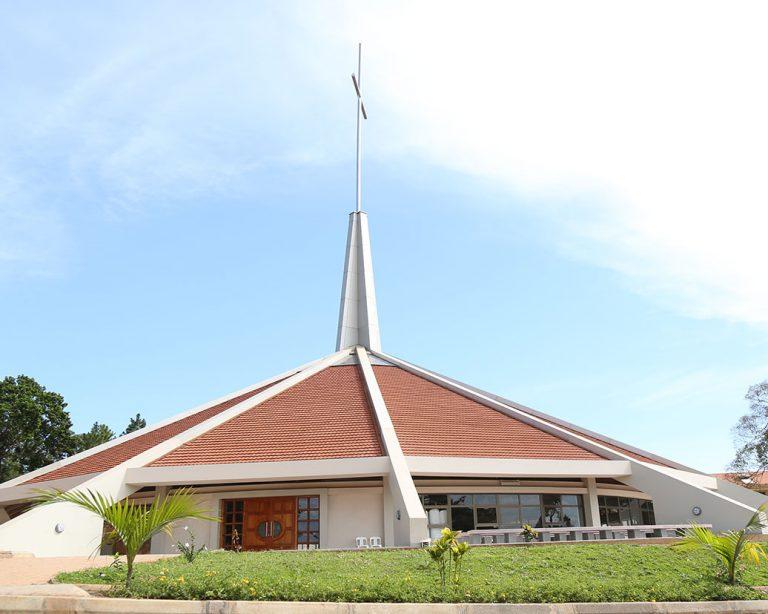 Munyonyo Martyrs Basilica