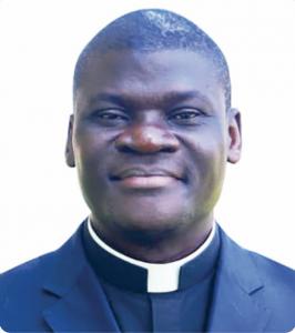 Rev. Fr. Lazarus Luyinda (Kasana Luweero Diocese) - Rector