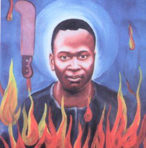 St. Joseph Mukasa Balikuddembe