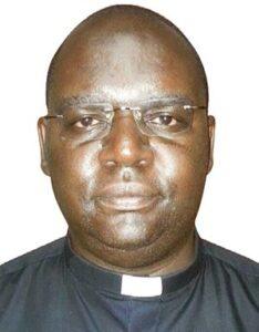 Rev. Fr. Dr. Dennis Ssebunnya - Episcopal Vicar of Mitala Maria Vicariate