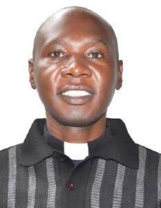 Fr. Jude Makanga Episcopal Vicar Wakiso Vicariate