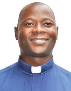 Fr. Mubiru Ronnie Vocations' Director