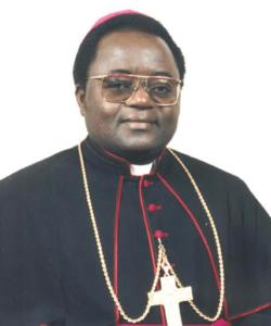 Archbishop Dr. Cyprian Kizito Lwanga
