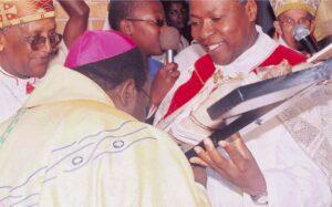 Archbishop Kizito Lwanga