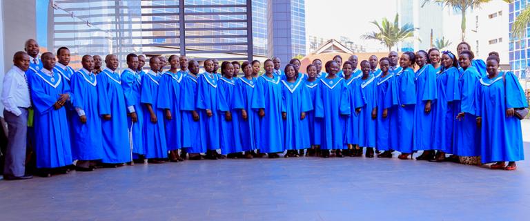 Evangelical Choir Christ the King Parish