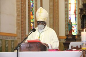 2021 Ordinations – Message from the Apostolic Administrator
